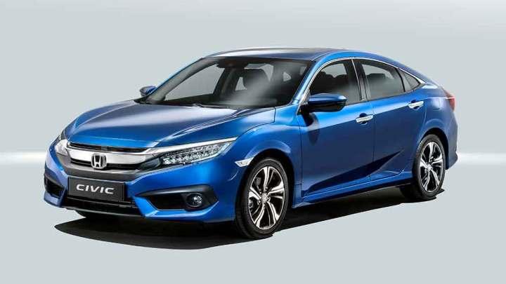 Dizel-otomatik Honda Civic kaç para?