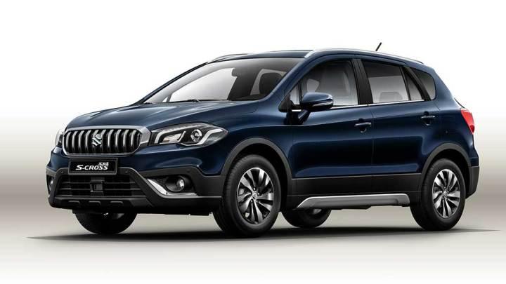 Suzuki Ignis ve SX4 S-Cross yenilendi
