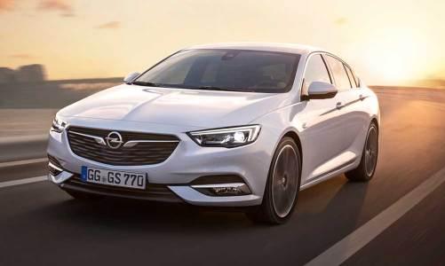 Opel Insignia tamamen yenilendi