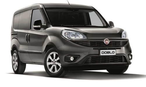 Fiat Doblo ve Fiorino'ya ödül