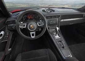 PORSCHE 911 CARRERA 4 GTS CABRIO