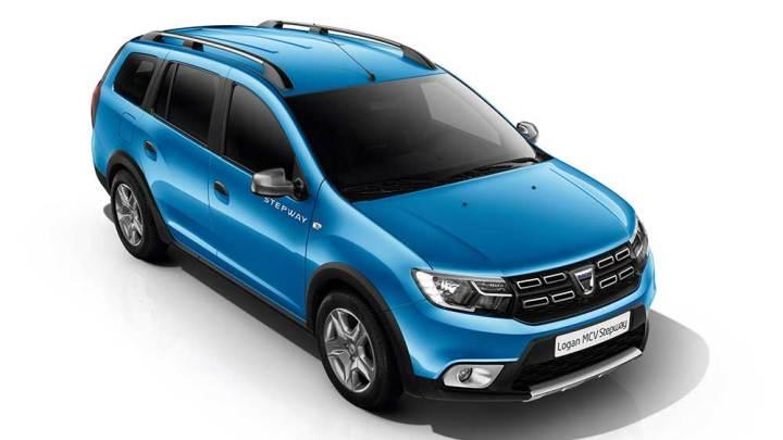 Dacia Logan MCV'ye Stepway seçeneği