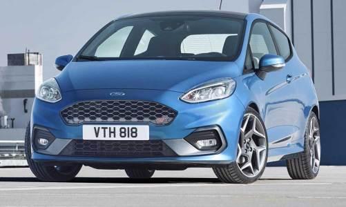 200 HP'lik yeni Ford Fiesta ST tanıtıldı