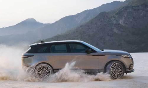 Range Rover'dan yeni model: Velar