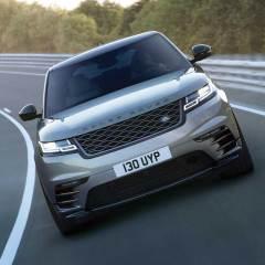 Yılın en iyi tasarımı Range Rover Velar