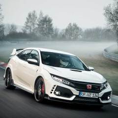 HONDA CIVIC TYPE R TÜRKİYE'DE