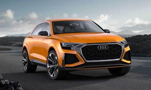 Audi'den iki yeni SUV geliyor