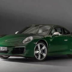 Bir milyonuncu Porsche 911 üretildi