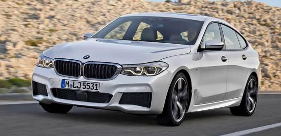 BMW YENİ 6 SERİSİ GT'Yİ TANITTI