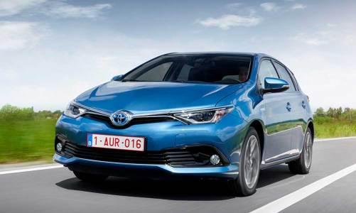 Avrupa hibrit pazarı lideri Toyota Auris