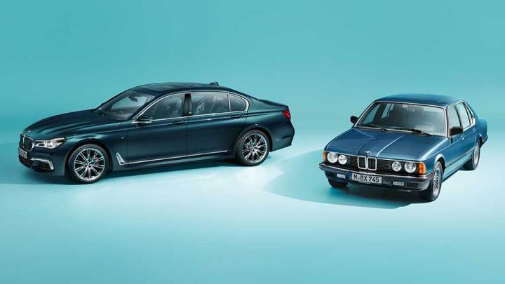 BMW 7 Serisi 40 yaşına bastı