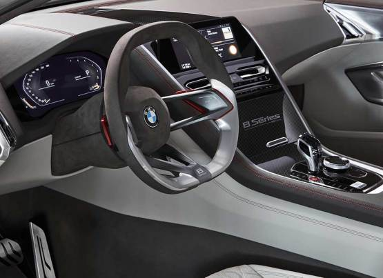 BMW 8 SERİSİ CONCEPT