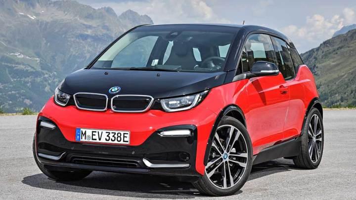 BMW i3 makyajlandı