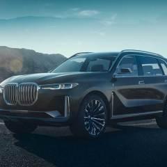 BMW X7 KONSEPTİNİ TANITIYOR