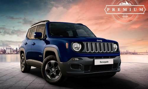 Jeep Renegade'e yeni donanım