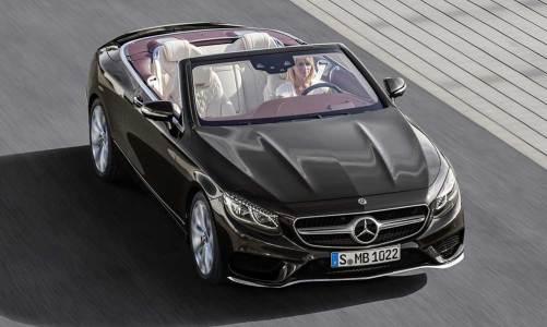 Mercedes S-Serisi Coupe ve Cabrio makyajlandı