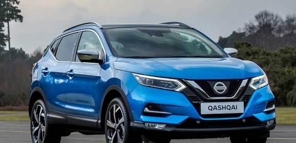 İngiltere'de üretilen en iyi otomobil: Nissan Qashqai