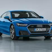 Audi'den dört kapılı coupe: A7 Sportback