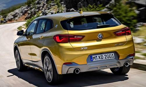 Yeni BMW X2'nin fiyatı ne?