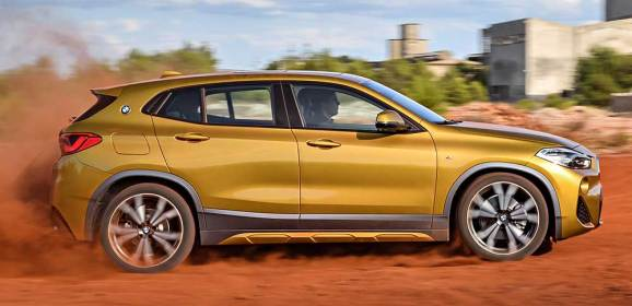 BMW'DEN YENİ SUV: X2