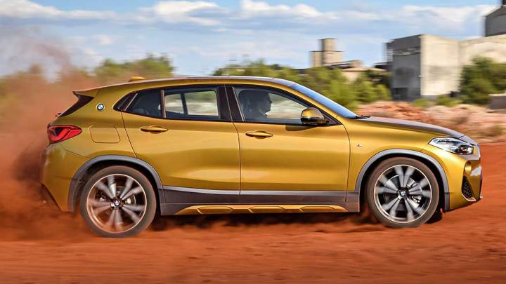 BMW'den yeni SUV: X2