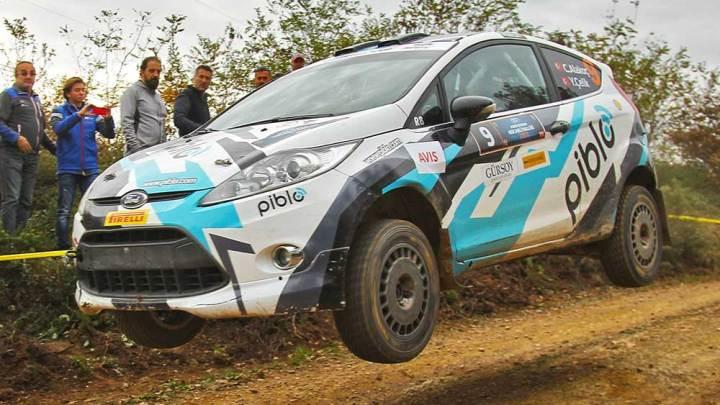 Fiesta Rally Cup Şampiyonu Cem Alakoç