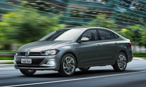 VW'den küçük sınıf sedan