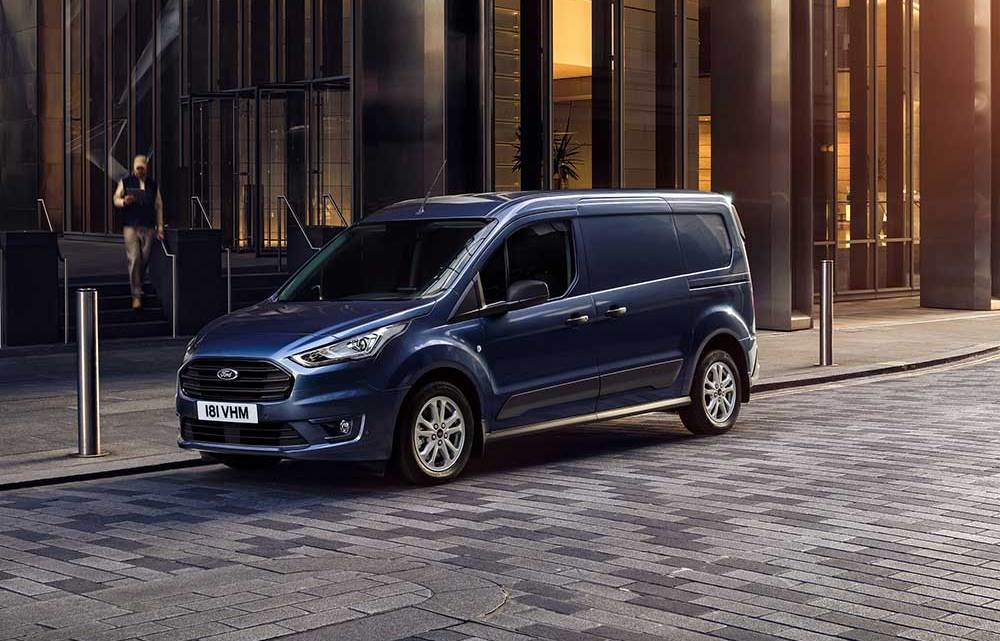 Ford Transit Connect yenilendi