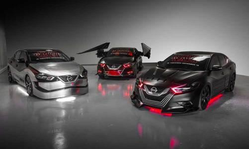 Nissan'dan Star Wars aaçları