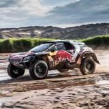Dakar Rallisi'nin galibi Carlos Sainz