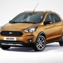 Ford Ka+ yenilendi