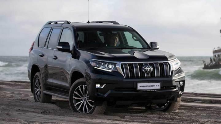 Yeni Toyota Land Cruiser Prado Türkiye'de