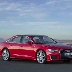 Yeni Audi A6 Cenevre'de tanıtıldı
