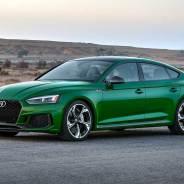 Audi'den RS 5 Sportback geliyor