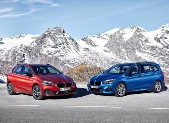 BMW 2-SERİSİ ACTIVE TOURER VE GRAN TOURER