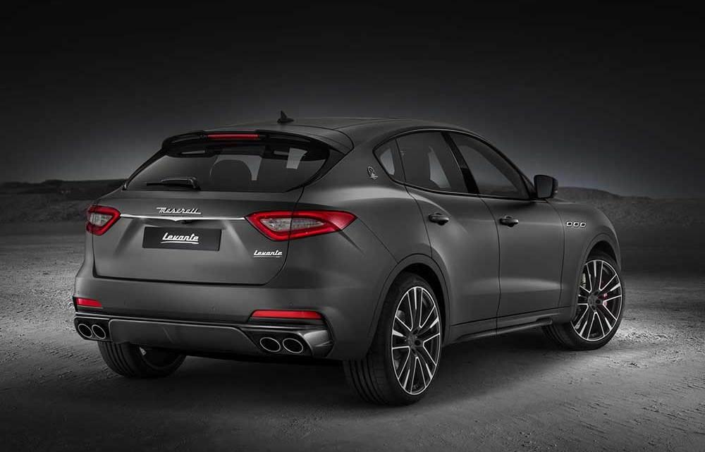 En güçlü Maserati Levante: Trofeo
