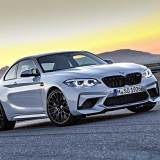 BMW'DEN 405 HP'LİK M2 COMPETITION
