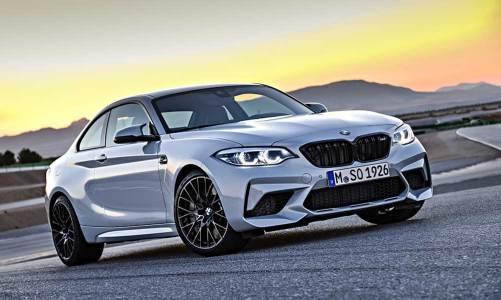 BMW'den 405 HP'lik M2 Competition