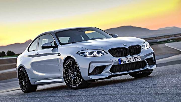 BMW'den 405 HP'lik M2 Competition