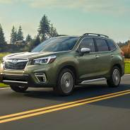 Subaru Forester yenilendi