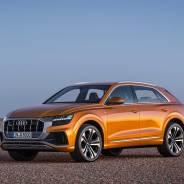 Audi yeni Q8'i tanıttı