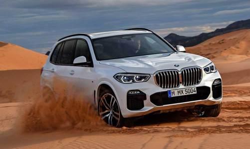 BMW X5 tamamen yenilendi