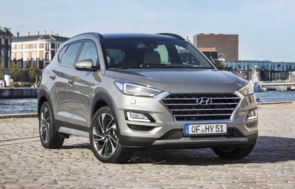Hyundai Tucson'a dizel hibrit seçeneği geliyor