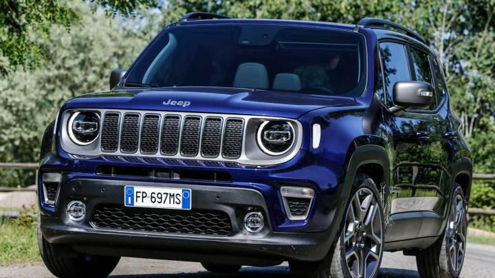Jeep Renegade yenilendi