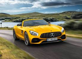 MERCEDES-AMG GTS ROADSTER