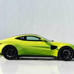 Aston Martin Vantage Türkiye'de