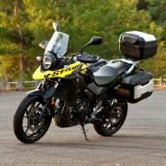 Suzuki'den macera tutkunlarına: V-Storm 250