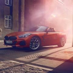 BMW yeni Z4'ü tanıttı