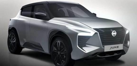 Yeni Nissan Juke nasıl olacak?