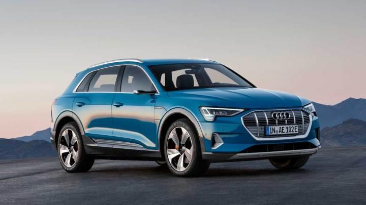Audi'nin ilk elektrikli modeli: e-tron